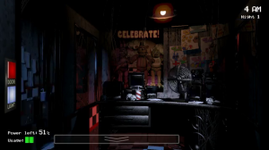 FNAF 02 the office
