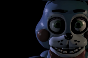 FNAF 05 the new cast
