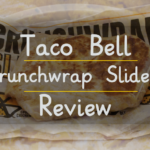 FOOD: Taco Bell – Crunchwrap Sliders (Beefy Cheddar & Spicy Chicken) [Discontinued]