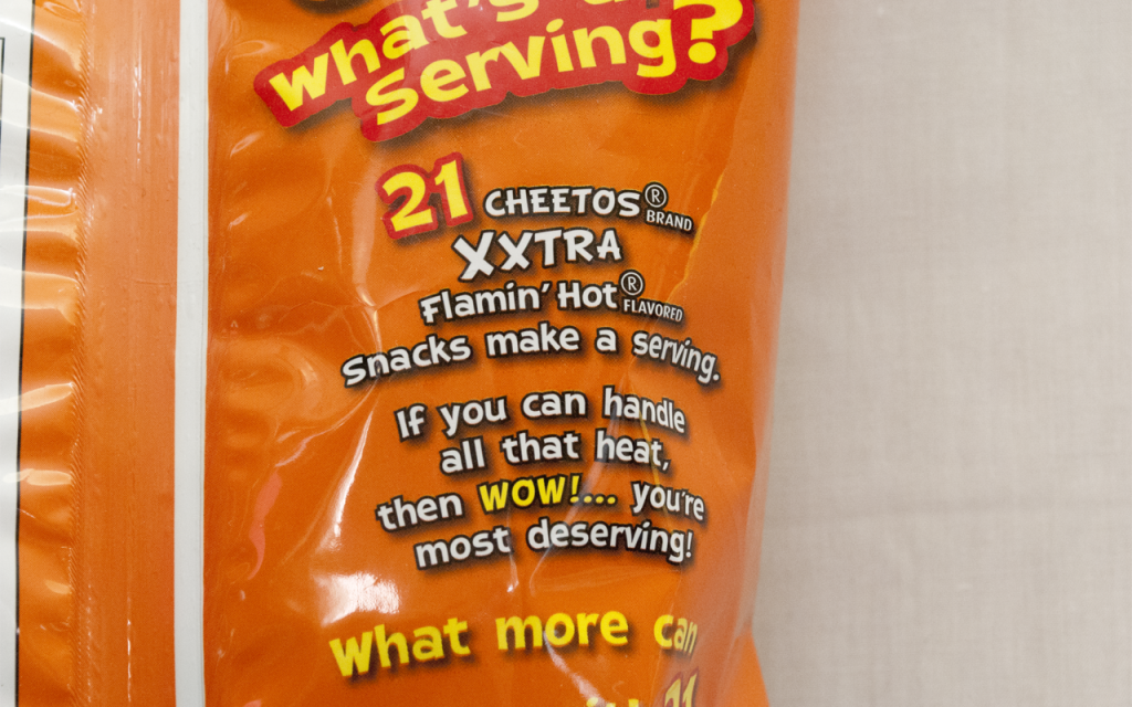 Cheetos XXtra Hot 04