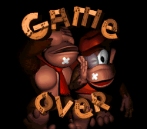 Donkey Kong Country 02