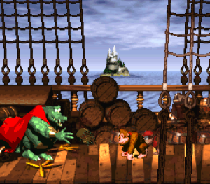 Donkey Kong Country 07