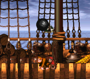 Donkey Kong Country 08