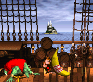 Donkey Kong Country 11