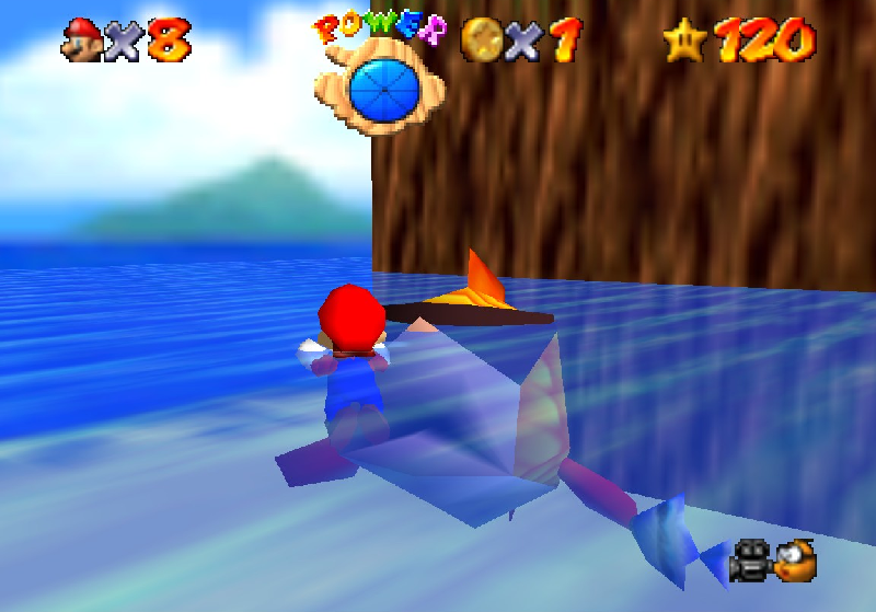 Things in games that are inexplicably unsettling page 6 for Mario go fish