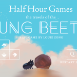 GAMING: Half Hour Games – The Travels of the Dung Beetle