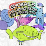 EGGWARE.XYZ: Shokal's Coloring Book – For Bigger Paws