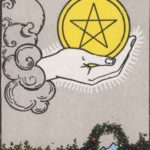 OCCULT: Daily Draw – Ace of Pentacles
