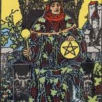 OCCULT: Daily Draw – King of Pentacles