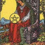 OCCULT: Daily Draw – Queen of Pentacles