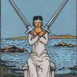 OCCULT: Daily Draw – Two of Swords