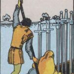 OCCULT: Daily Draw – Six of Swords
