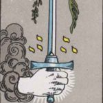 OCCULT: Daily Draw – Ace of Swords