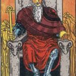 OCCULT: DAILY DRAW – The Emperor