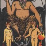 OCCULT: DAILY DRAW – The Devil