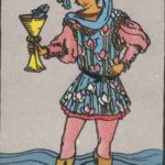 OCCULT: DAILY DRAW – Page of Cups
