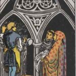 OCCULT: DAILY DRAW – Three of Pentacles
