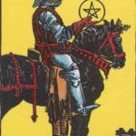 OCCULT: DAILY DRAW – Knight of Pentacles