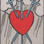 OCCULT: DAILY DRAW – Three of Swords