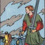 OCCULT: DAILY DRAW – Five of Swords
