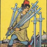 OCCULT: Daily Draw – Seven of Swords