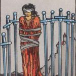 OCCULT: DAILY DRAW – Eight of Swords