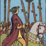 OCCULT: DAILY DRAW – Six of Wands
