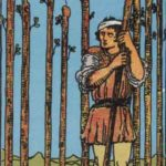 OCCULT: DAILY DRAW – Nine of Wands