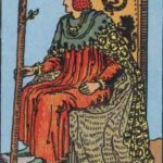 OCCULT: DAILY DRAW – King of Wands