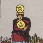 OCCULT: DAILY DRAW – Four of Pentacles