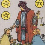 OCCULT: DAILY DRAW – Six of Pentacles