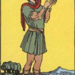 OCCULT: DAILY DRAW – Page of Pentacles