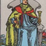 OCCULT: DAILY DRAW – King of Cups