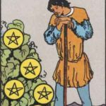 OCCULT: DAILY DRAW – Seven of Pentacles