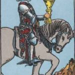 OCCULT: DAILY DRAW – Knight of Cups