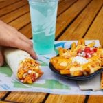 FOOD: Taco Bell – Buffalo Chicken Nacho Fries and Buffalo Chicken Nacho Fries Burrito