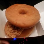FOOD: KFC – Chicken & Donuts Sandwich