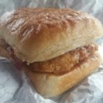 FOOD: Wendy's – Maple Bacon Chicken Croissant