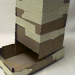 Paula's Crafting Corner: A cardboard dice tower!