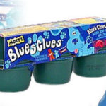 Cuckoo for Blue's Clues Blue Foods