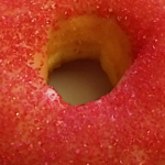 Dunkin' Donuts' Spicy Ghost Pepper Donut: a hateful donut
